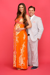 Ashley Tesoro Baby Bump